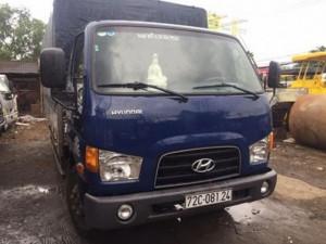 Hyundai hd 72 tải 3t5 thùng inox 2015