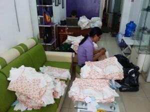 Quần áo gia công - Nhận may gia công số lượng ít giá rẻ