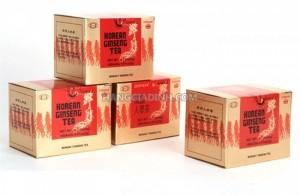 Trà sâm hàn quốc dùng cho người huyết áp thấp