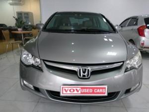 Honda civic 1.8AT sản xuất 2006