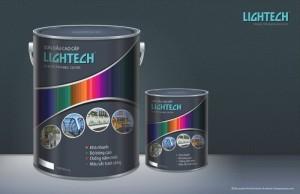 Thiết kế thùng sơn - Thiết kế vỏ thùng sơn - Thiết kế bao bì ngành sơn