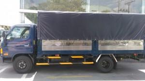Hd99-2017 thùng kín-km trước bạ-xe giao ngay