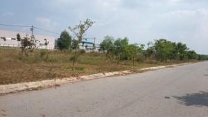 Bán đất chợ Vĩnh Tân, KCN VSIP2 - Thành phố mới Bình Dương, giá chỉ từ 468 triệu/nền
