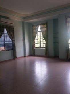 Cho thuê nhà 2 mặt tiền Dương Đình Nghệ đoạn gần Hồ Nghinh