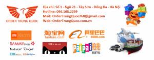 Dịch vụ đặt hàng trực tuyến giá xuất xưởng Trung Quốc
