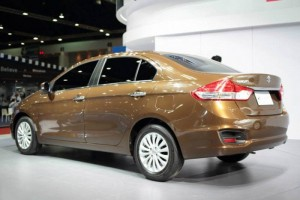 Suzuki ciaz 2017 nhập khẩu từ thái lan