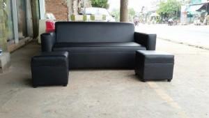 Trọn bộ sofa gồm 4 món giá chỉ 3,5 triệu,...