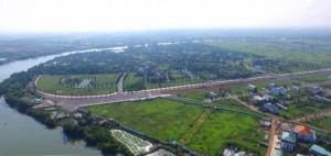 Đất nền đầu tư,KĐT ven sông chỉ 480 triệu/nền