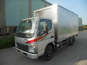 Bán xe mitsubishi canter 4.7 1,9 tấn đời 2016, màu trắng, xe nhập