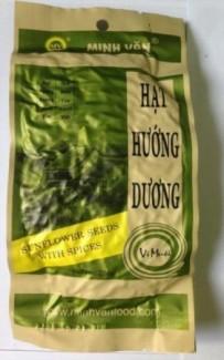 Hạt hướng dương Minh Văn vị muối loại 250 gam