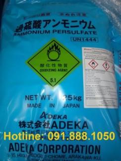 Bán-(NH4)2S2O8-Adeka, bán-Ammonium-Persulfate-Nhật-Bản , bán-APS-Ammonium-peroxydisulfate