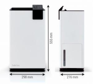 Bán máy hút ẩm cao cấp stadler form albert little công suất 10 lít