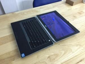 Laptop dell latitude e6430 , i5, 3320m, 4g, 320g, vga rời nvida 5200m chuyên game đồ họa