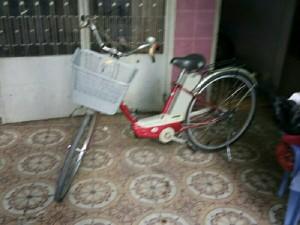 Xe đạp trợ lực Yamaha
