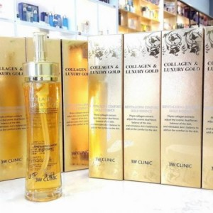 Tinh chất làm trắng da collagen & Luxury Gold