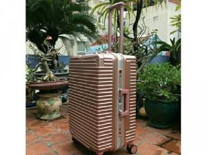 Vali Cao cấp nhựa cứng Polycarbonate + Khung...