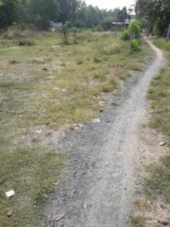 Đất 2 mặt tiền đường 79m x 29m xã trung lập hạ ,củ chi