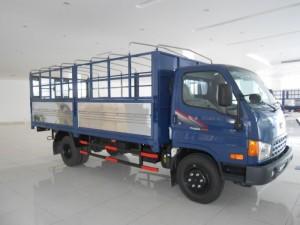 Xe tải hyundai 5 tấn, 6.5 tấn chất lượng ổn định, giá cả đang ưu đãi 100% lệ phí trước bạ tháng 3, hỗ trợ vay ngân hàng