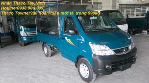 Giá bán xe Towner990 990kg mui bạt inox430 máy Suzuki ,tặng 100% lệ phí trước bạ, hổ trợ vay ngân hàng.