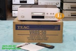 Đầu CD Teac VRDS 50 fullbox