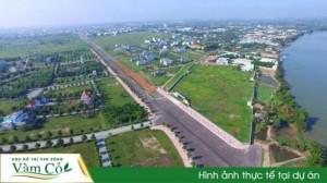 Đất thuộc dự án khu đô thị trọng điểm phía nam nơi nghĩ dưỡng tuyệt vời và khả năng đầu tư sinh lời rất tốt