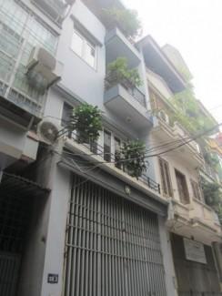 Nhà phố Định Công Thượng, 65m2, 3tầng, MT 3,4m, giá 3.6 tỷ.