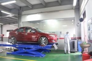 Cầu nâng kiểu xếp - cắt kéo nâng toàn xe sửa...