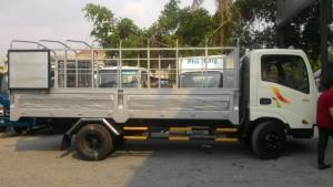 Xe tải veam 2t4 thùng dài/xe, tải huyndai 2t4...