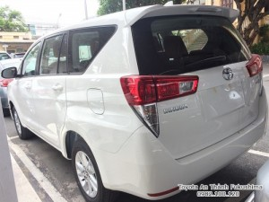 Khuyến Mãi Mua Toyota Innova E 2017 Số Sàn Màu Trắng 140Tr. Trả Góp 11Tr/Tháng. Vay Đến 8 Năm.Xe Giao Ngay