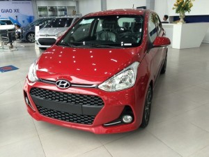 Hyundai i10 2017 giá tôt - Hyundai nhập khâur