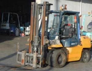 Sửa chữa, bảo dưỡng xe nâng tại Tỉnh Long An