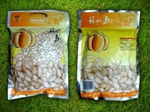 Hạt bí Minh Văn 400g (30 gói/thùng)