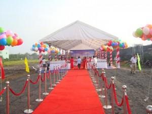 Tổ chức lễ khai trương tại tphcm