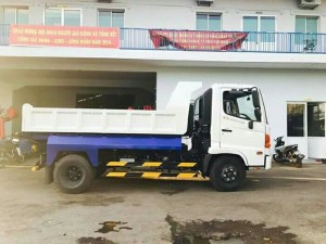 HINO FC tải tự đổ