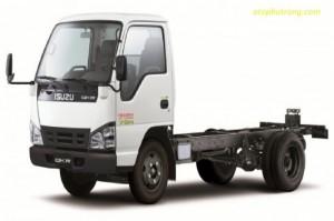 Xe tải isuzu 1.4T , kiểu dáng đẹp phù hợp với túi tiền