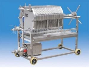 Máy lọc khung bản, máy lọc nước tương, máy lọc cặn rượu