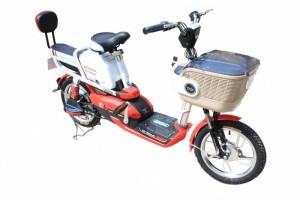 Xe đạp điện Honda A6 thiết kế nhỏ gọn, thân...