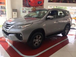 Bán Toyota Fortuner 2.4G, 2017, giao ngay, Nhập Khẩu, trả trước chỉ 330 triệu