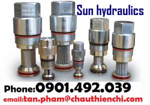 Van Sun Hydraulics | Cuộn hút SUN Hydraulics