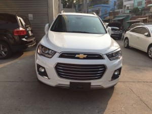 Chevrolet captiva trả trước 5%-10% giao xe ngay, xe đủ màu để lựa chọn