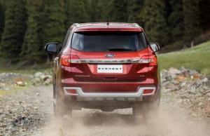 Ford Hà Thành bán Ford Everest 2017 giá tốt nhất