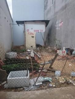 Bán gấp lô đất sát đường Lê Văn Việt, P.TNPB, Q9, 1.29 tỷ