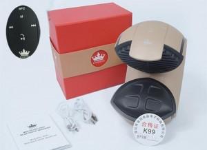 Loa Bluetooth Kingone K99 công nghệ NFC, phiên bản nâng cấp với âm thanh vòm đỉnh cao - MSN181157