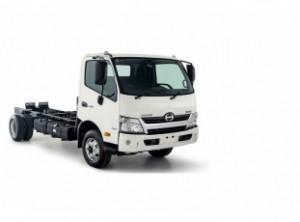 HINO XZU650L Trọng tải 7.5 Tấn