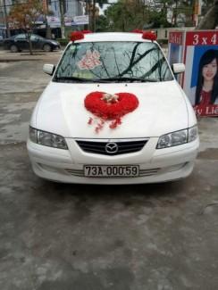 Mazda 626 - 2001