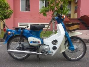 Honda Cup 50 Tuyệt Đẹp - Lưu Thông Miễn Bằng...