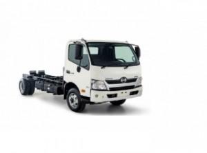 Xe tải HINO 8.5 Tấn
