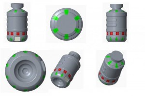 Khuôn mẫu chai nhựa, khuôn chai nhựa 500ml, khuôn chai 1 lít, cơ khí khuôn mẫu