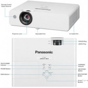 Máy chiếu Panasonic PT-LB303A