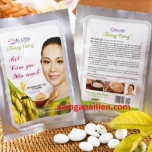 Combo 5 gói cám gạo Yến mạch - cám gạo ái liên hoàng tường